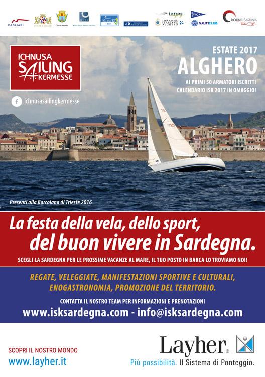 ISK Barcolana 2016 Alghero