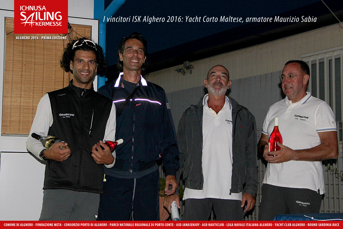 ISK Alghero 2016 Corto Maltese