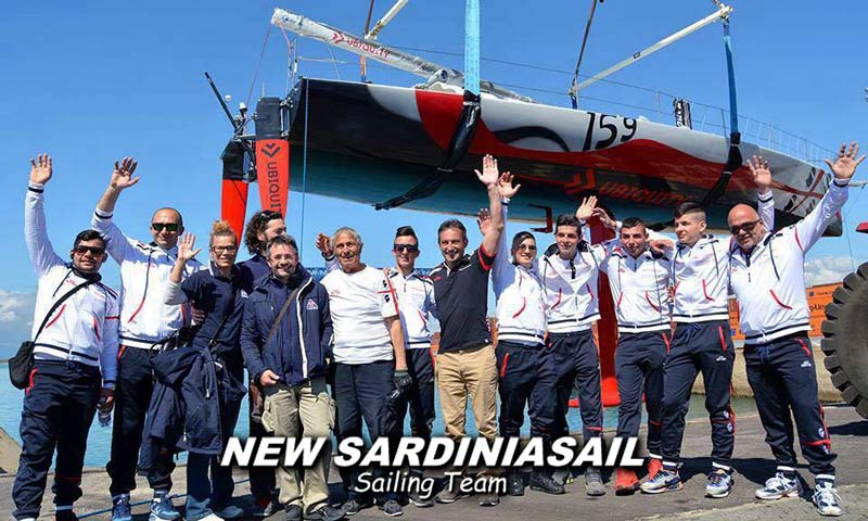 Team Newsardiniasail Ichnusa Sailing Kermesse