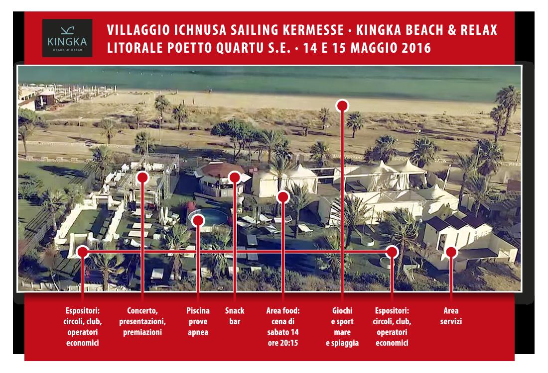 Villaggio Ichnusa Sailing Kermesse 2016