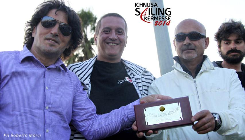 Premiazione Ichnusa Sailing Kermesse 2014