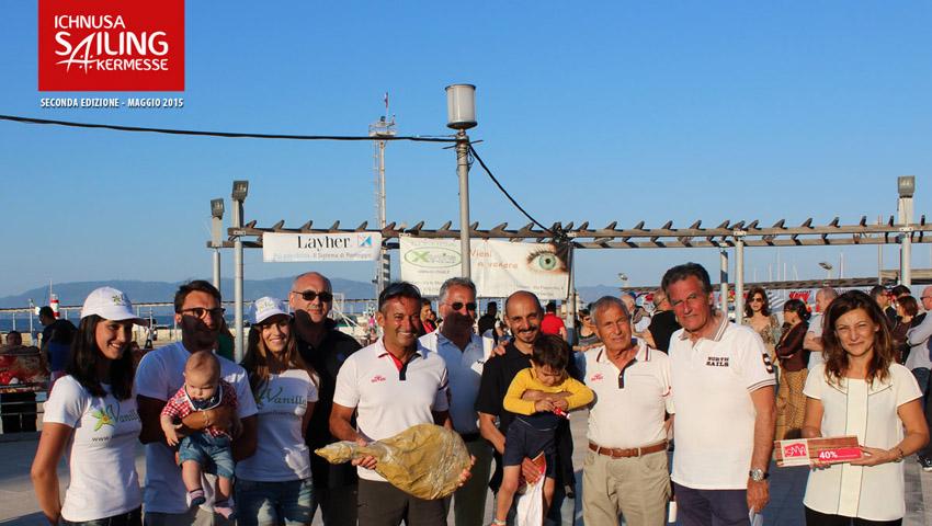 Premiazione Ichnusa Sailing Kermesse 2015