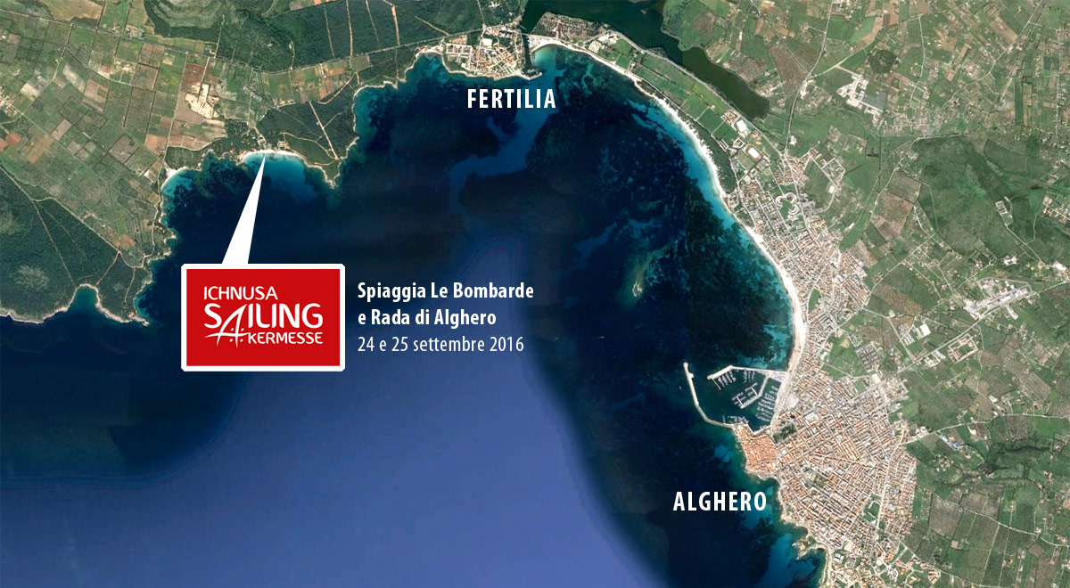 Location Ichnusa Sailing Kermesse Alghero 2016