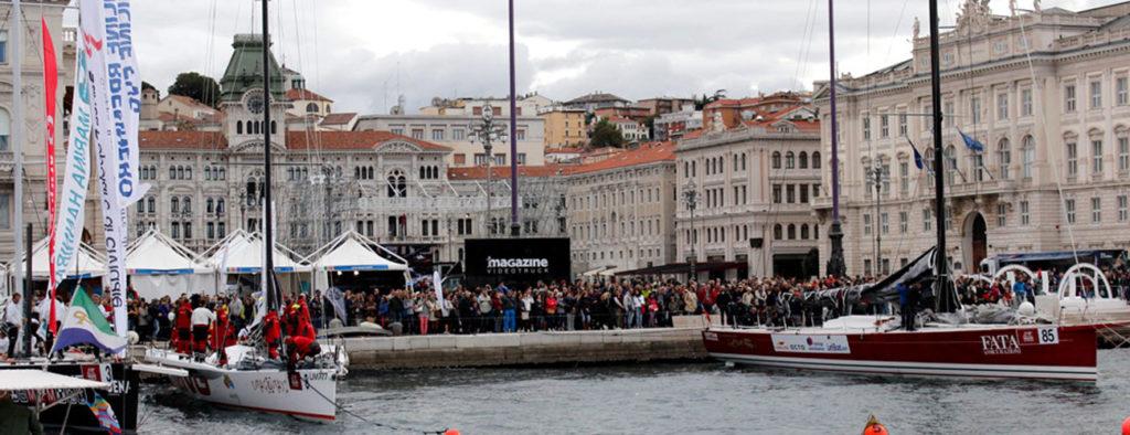 Villaggio Barcolana di Trieste Ichnusa Sailing Kermesse