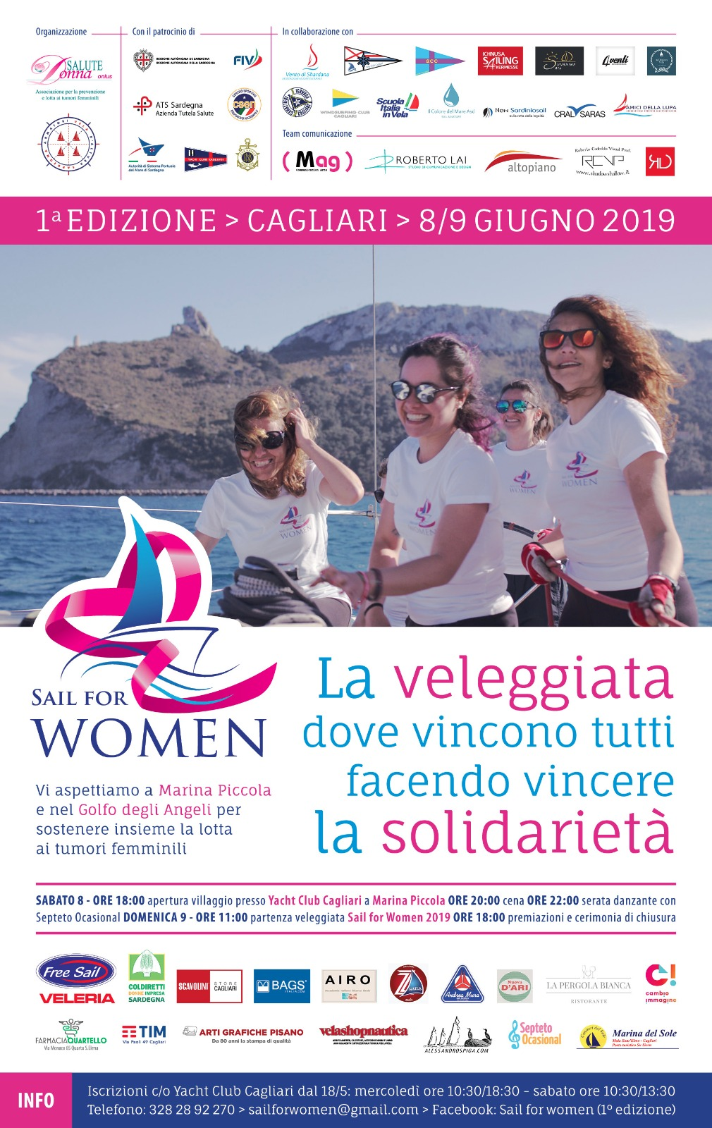 Sail for Women 2019